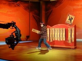 A CHRISTMAS STORY BLOG: Thanksgiving and a Performance on The View!